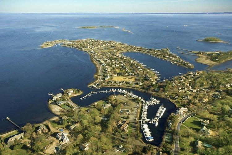Connecticut ofrece de muchas oportunidades para practicar kayak.
