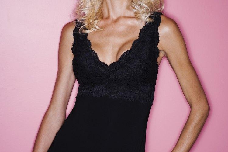 El mejor estilo de vestido de noche para mujeres de baja estatura |