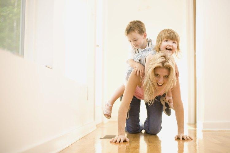 En muchos de los problemas con el comportamiento impulsivo, pudieran ser los padres los que tienen la culpa.