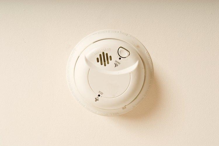 Los detectores de humo deben colocarse cuidadosamente para tener éxito.