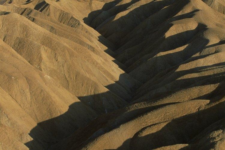 El Death Valley es uno de los parques nacionales más visitados en California.