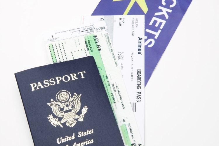 Debes presentar una serie de documentos para solicitar la visa.