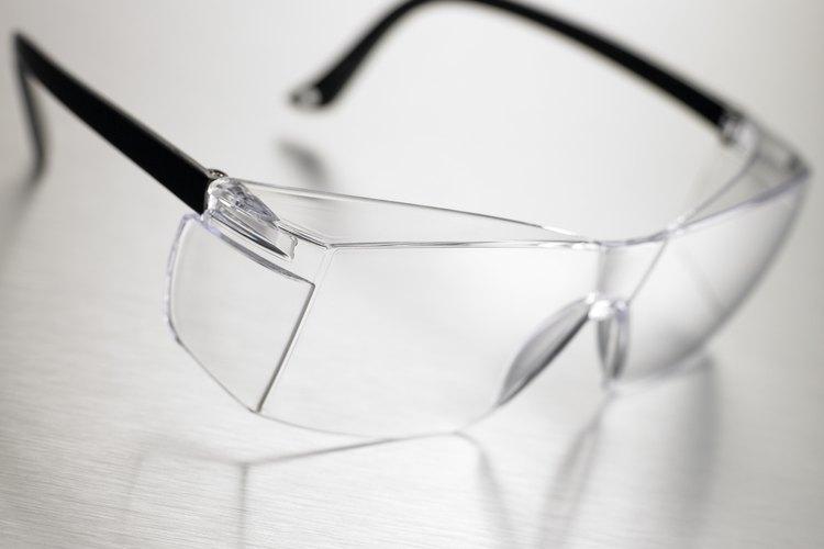 Siempre usa protección para los ojos cuando utilices este método de eliminación de óxido.