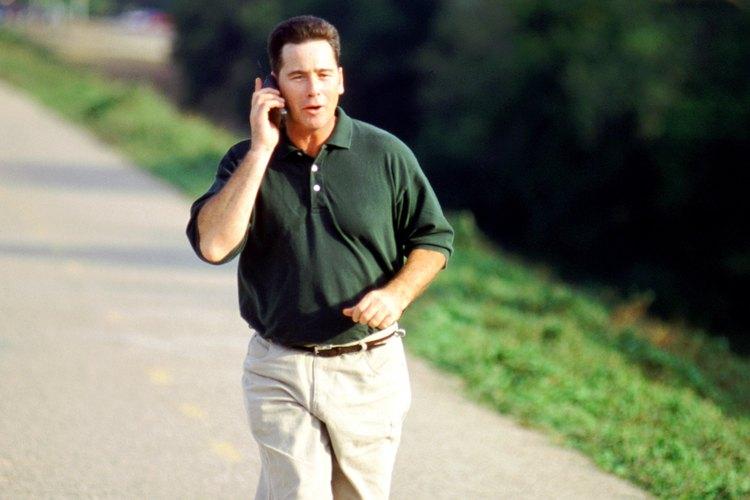 Sería buena idea cargar un celular cuando vayas a las áreas más remotas de Rock Creek Park.