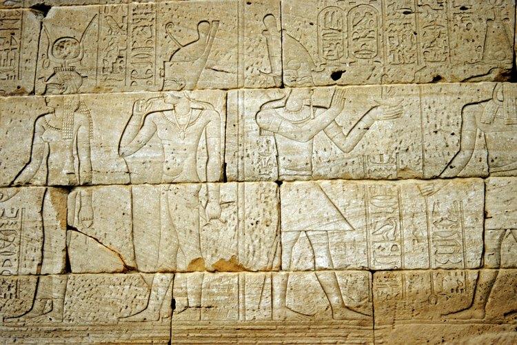 El texto más antiguo data del 32 a.C.