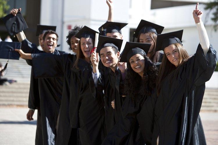 Una canción puede transmitir los sentimientos que rodean a los graduandos.
