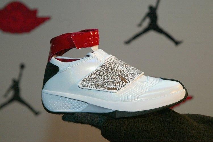 Para los Jordans, el precio es alto porque son zapatos hechos con la mejor calidad.