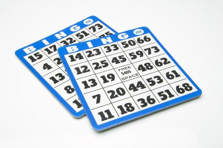 Crear tarjetas de bingo es rápido y simple, prácticamente cualquiera puede hacerlo.