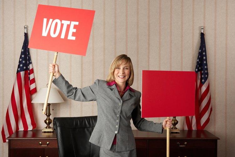 El derecho al voto fue un cambio de rol de género en el siglo 20.