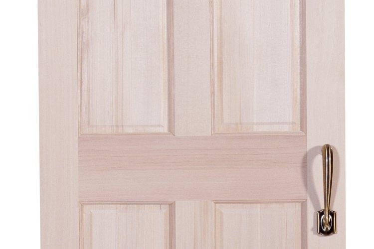 C mo dar a una puerta un efecto envejecido - Pintura efecto envejecido ...