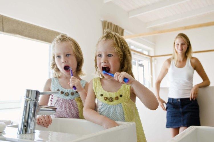 La preparación para la hora de dormir es un hábito desarrollado a partir de la instrucción parental.