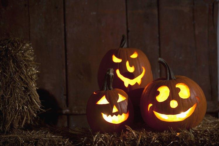 En Halloween se puede jugar cualquier tipo de juegos.