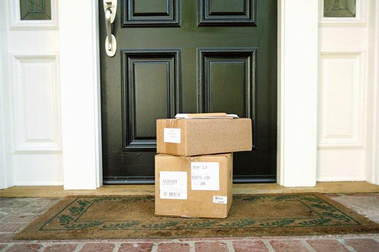 Completa el formulario 152 del Servicio Postal.