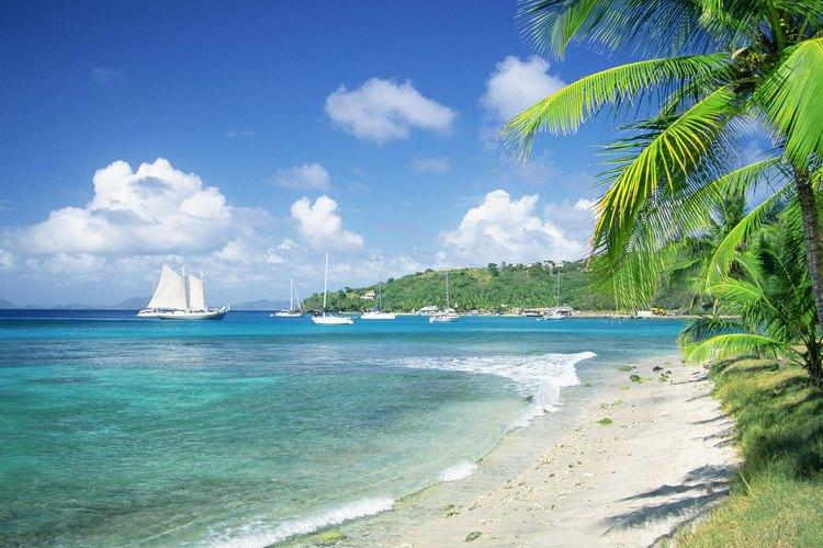 Las playas de la región son especialmente hermosas.