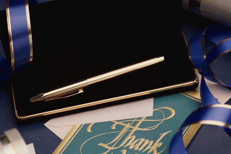 Escribe a mano la nota, en vez de en computadora.