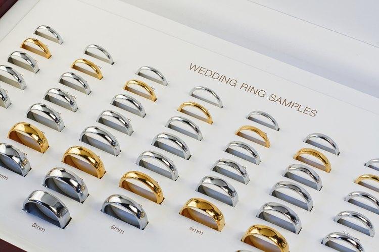 Los tamaños de anillo pueden cambiar.