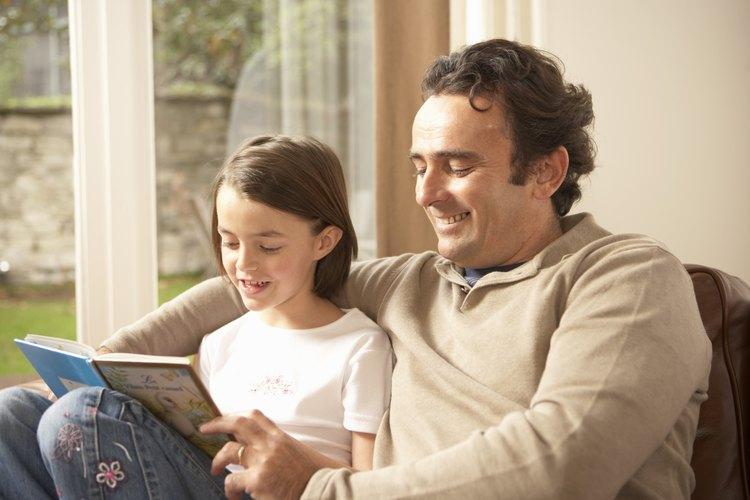 Leer una historia.
