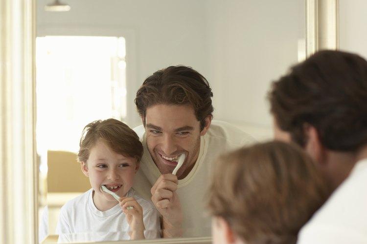 La educación en cuanto a higiene empieza en el ámbito familiar.