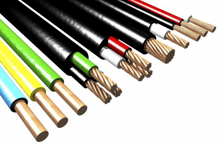 Los diferentes calibres tienen distinta capacidad de conducción de corriente.
