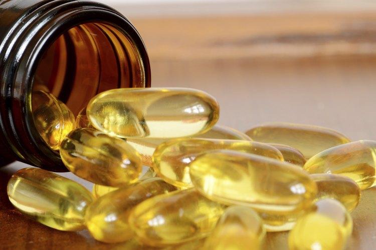 La vitamina E puede ayudar a prevenir anemia.
