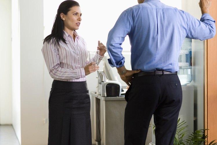 Se espera que el gerente de recursos humanos asuma la responsabilidad de las relaciones laborales.