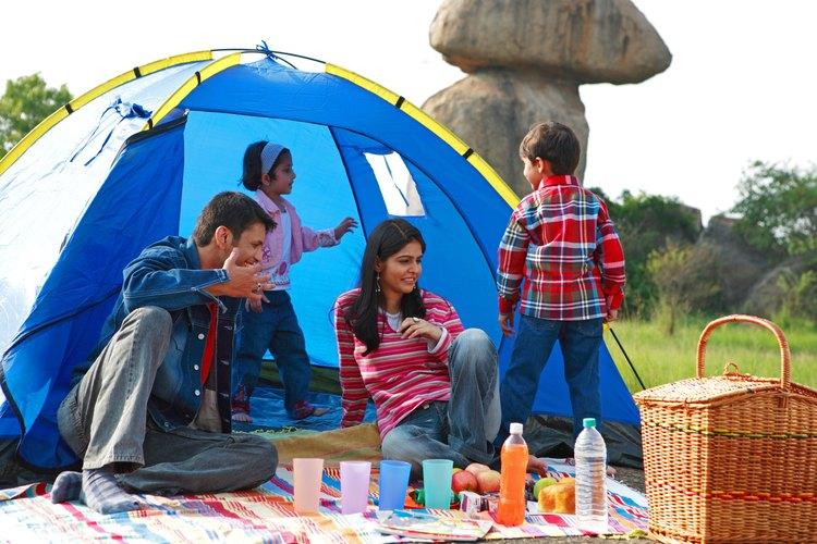 Descubre las zonas de campings en Lansing, Michigan.