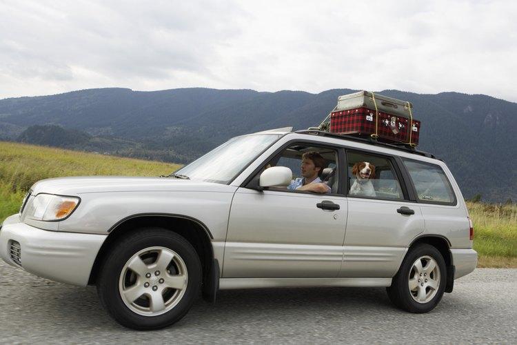 La mayoría de los estadounidenses viajan por las rutas del país.