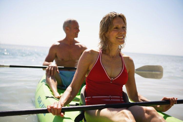 Virginia ofrece un sinfín de oportunidades para hacer kayak, desde las montañas a la costa.