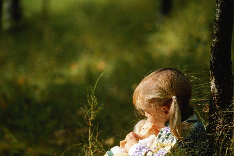 Enséñales a tus hijos a quedarse en un lugar cuando se pierdan en el bosque.