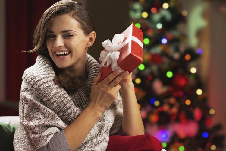 A veces, los mejores regalos no vienen en cajas.