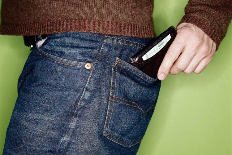 Cómo saber si una billetera Louis Vuitton de hombre es real.