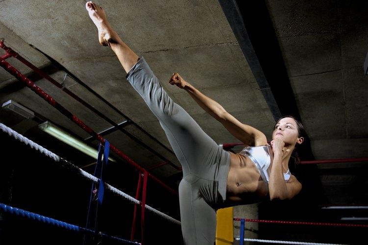 La respiración anaeróbica proporciona lactato para mantener los músculos en movimiento.