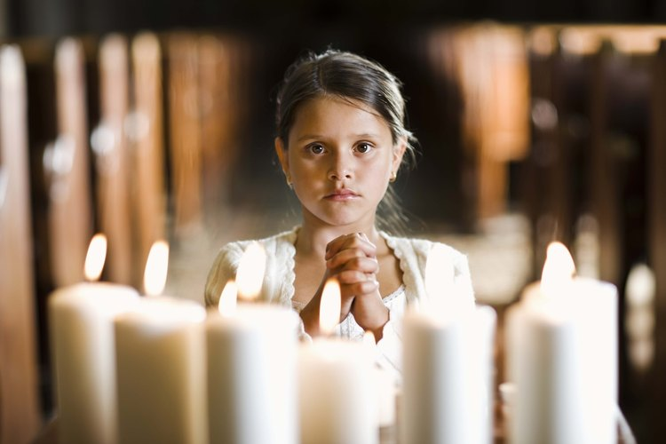 Un sacramento es un signo para dar gracias.