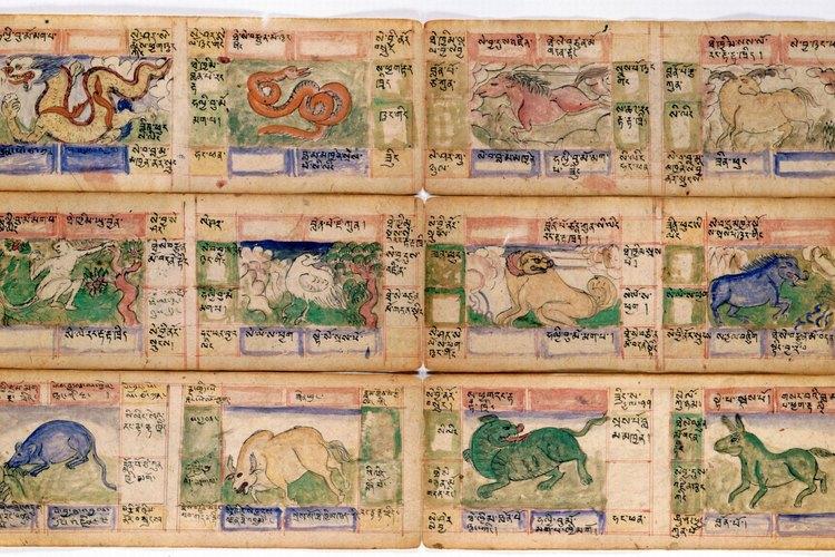 Los capricornios están representados por la cabra en el zodíaco chino.