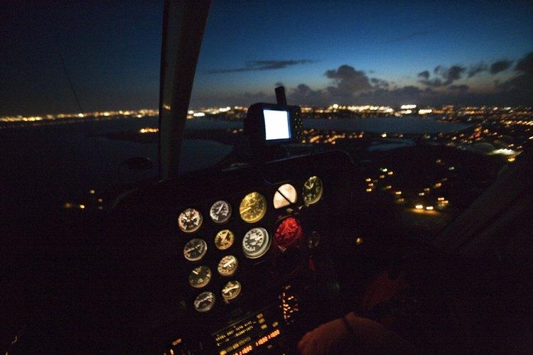 Los salarios de los mecánicos de aviones varían según la ubicación geográfica.