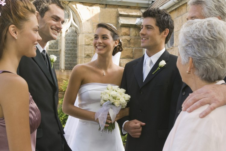 supersticiones del vestido de la novia  