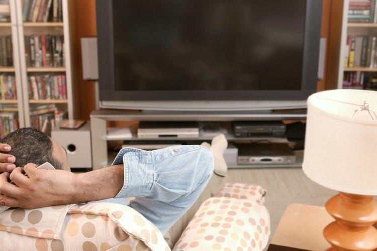Cuida tu espalda y desarma el sofá reclinable.