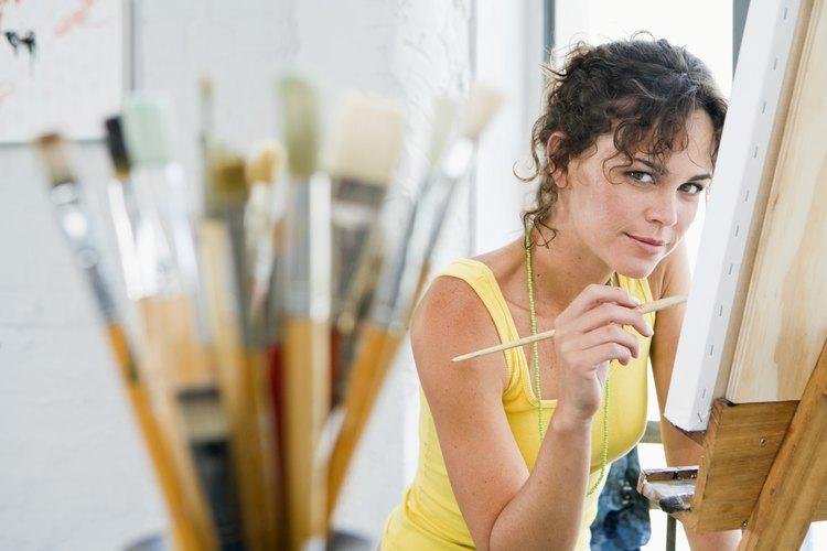 Aprender a pintar, alimento para el alma.