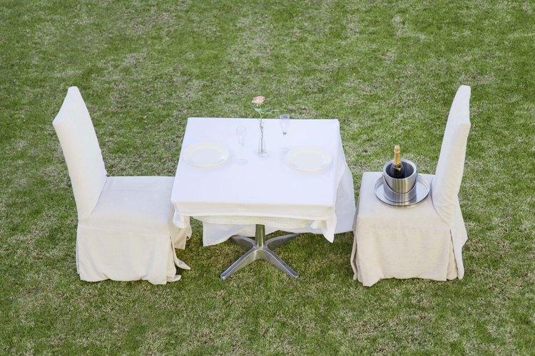 El estilo inglés transmite un sentimiento romántico y elegante.