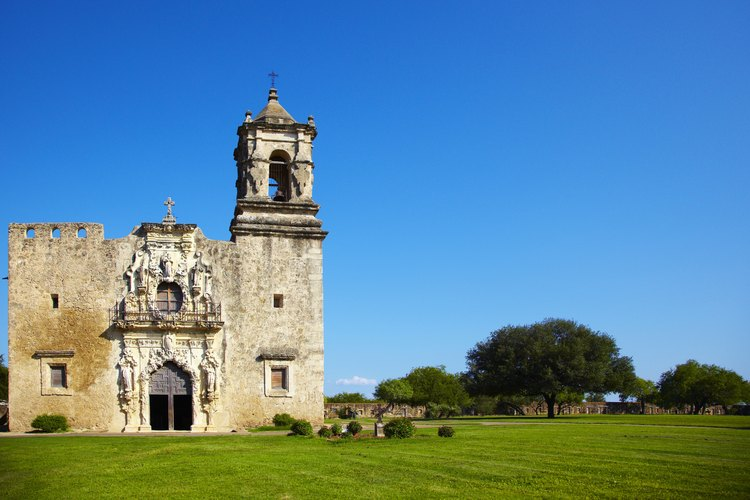 Misioneros españoles introdujeron a California en muchos países de todo el mundo.
