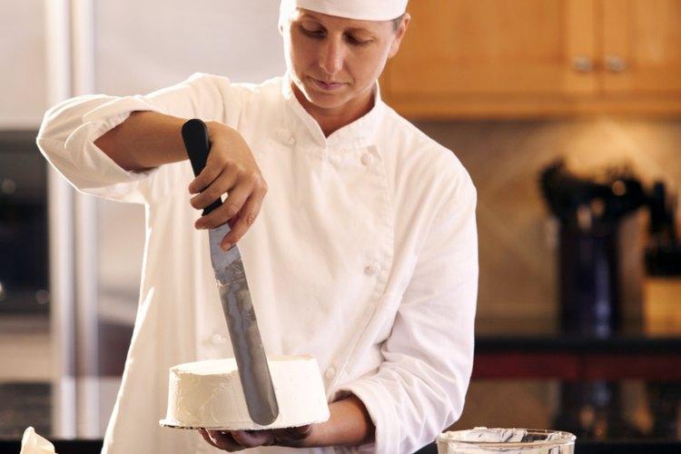 El trabajo de un chef de pastelería puede ser peligroso.