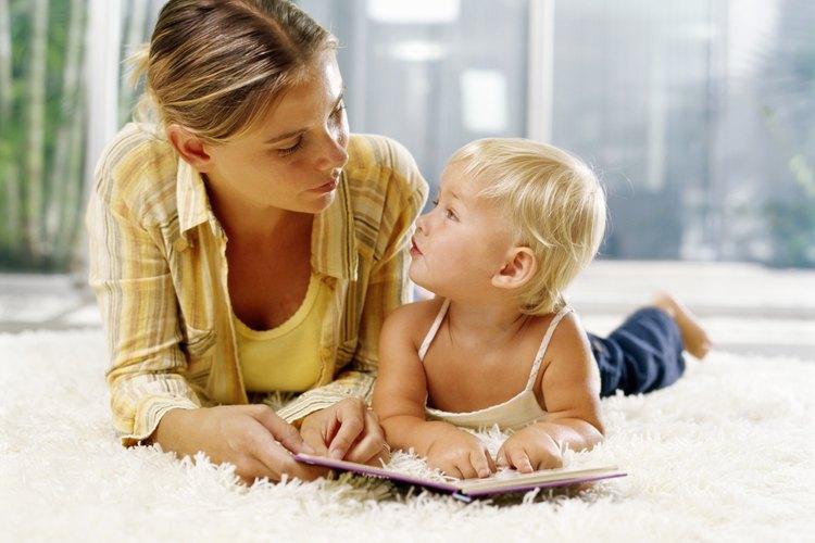 Una vez que un niño va más allá de las palabras de bebé, es difícil saber qué errores lingüísticos son normales.