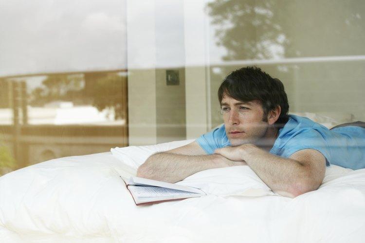 La gente exitosa visualiza sus objetivos antes de dormir.