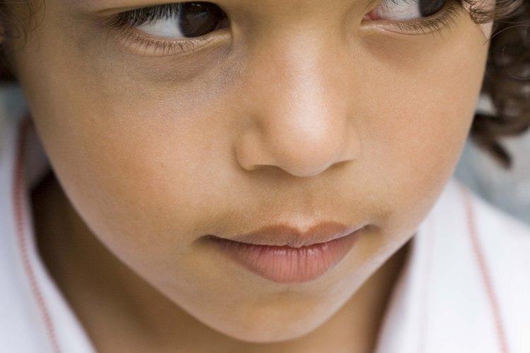 Los niños en edad preescolar parecen ser propensos a los accidentes.