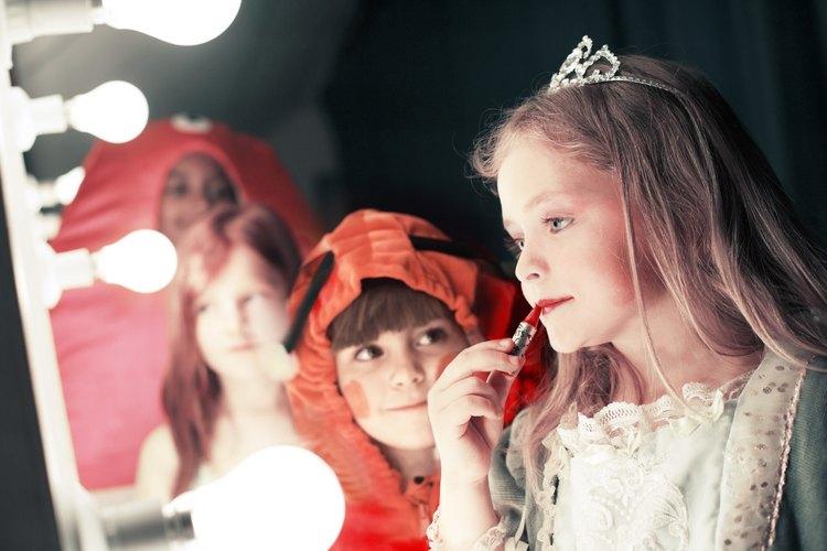 No hay nada como incentivar la imaginación de los niños y además los divierte.