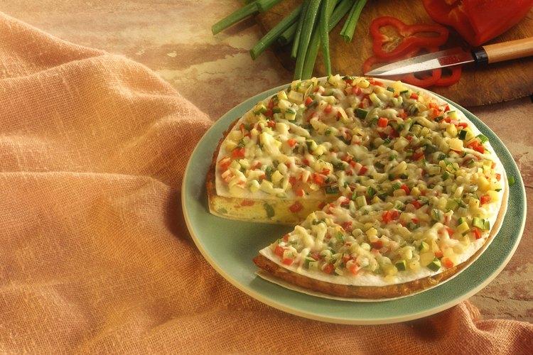 La tortilla es un plato magnífico para preparar y congelar.