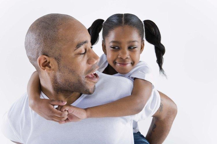 Los padres son una parte importante en la vida de las mujeres.