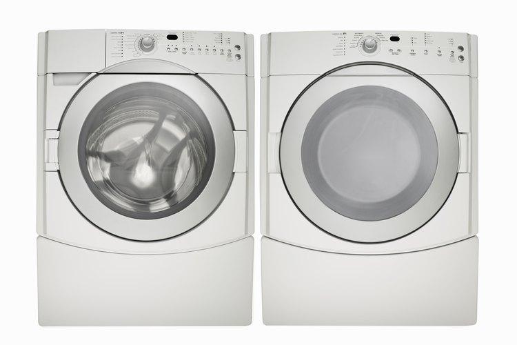 Códigos de error de la secadora Whirlpool Duet.