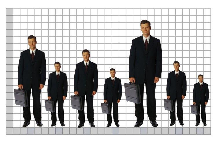 Independientemente de si el tamaño del pie varía en función de la altura de una persona es tema de debate.