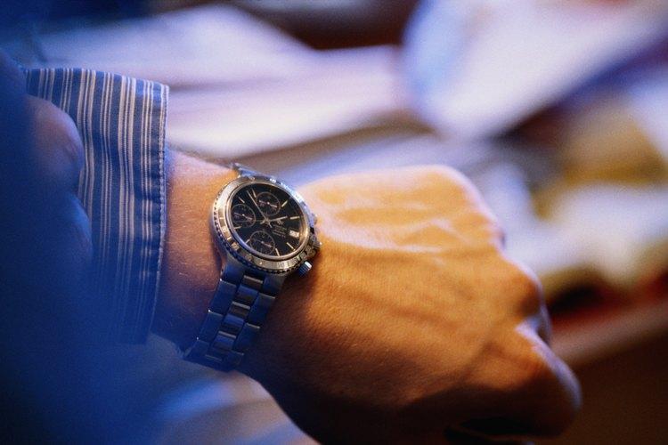 La linea Kinetic Watches de Seiko ofrece un movimiento que convierte la energía cinética en energía eléctrica.